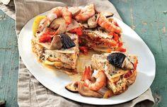 aprende cómo hacer Flan de pez espada, patata y pimiento en este post http://exquisitaitalia.com/flan-de-pez-espada-patata-y-pimiento/ #recetas #recetasitalianas