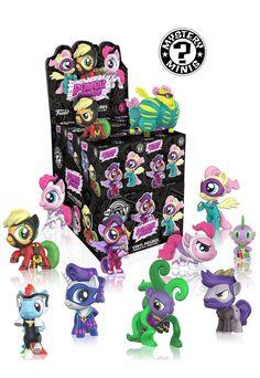 My Little Pony Surprise poneys aveugle Bag complet écran Hasbro
