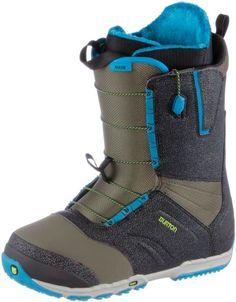 #Burton #Ruler #Snowboard #Boots #Herren #schwarz/bunt