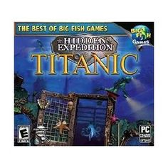#Hidden Expedition Titanic Educational Computer Software