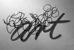 Shadow Art by Larry Kagan. Shadow Drawing, Shadow Art, Shadow Play, Kumi Yamashita, Human Shadow, Shadow Portraits, Graffiti, Junk Art, Weird Pictures