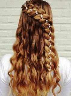 Cute easy hairstyles for a dance images best of best cute hairstyles for school dances of Open Hairstyles, Pretty Hairstyles, Girl Hairstyles, Braided Hairstyles, Wedding Hairstyles, Formal Hairstyles, Amazing Hairstyles, Fashion Hairstyles, Hairstyles 2016
