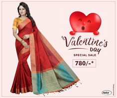 Get Valentine's Day ready without spending thousands of bucks. Check Valentine's Day offers now. Online Shopping For Women, Online Fashion Stores, Fabric Shop, Silk Fabric, Valentine Day Offers, Sale Of The Day, Textile Market, Kids Lehenga, Western Tops