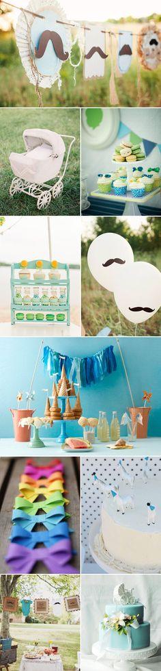 21 Lovely Baby Shower Ideas — Praise Wedding