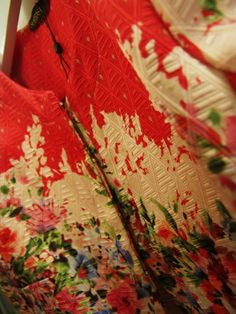 Supertrash floral coral jacket! Check out my blog La Vie Fleurit! www.LaVieFleurit.com ... ENJOY! #fashion, #beauty, #accessories, #lifestyle, #art, #interior, #food, #look, #style, #wishlist, #luxury, #hotspots