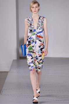 Jil Sander Spring 2014 RTW - Runway Photos - Fashion Week - Runway, Fashion Shows and Collections - Vogue
