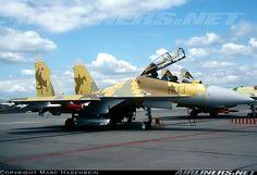 Sukhoi Su-30M  Russia - Air Force