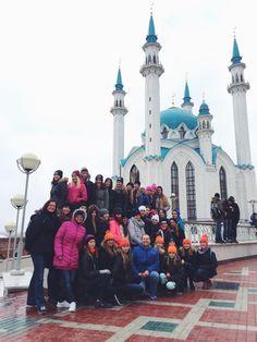 Památky v Kazani ^^