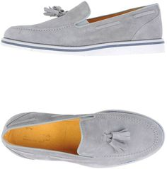 $125, Bage Moccasins. Sold by yoox.com. Click for more info: https://lookastic.com/men/shop_items/321609/redirect