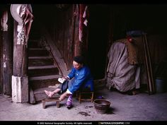 "Chinese History - Foot binding (simplified Chinese: 缠足; traditional Chinese: 纏足; Mandarin Pinyin: chánzú; Jyutping: gwo2 goek3; literally ""bound feet"" or Chinese: 縛腳; Pe̍h-ōe-jī: pa̍k-kha, ""Lotus feet"") is the custom of binding the feet of young girls painfully tight to prevent further growth."