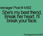 Teenager Posts About Best Friends | TEENAGER POST!!!!!!!!!!!!!!!!!!!!!!!!!!!@LizbethLSmith @randomidiot