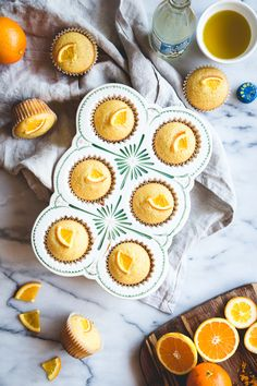 YUM muffins for spring