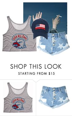 """""""im happy here:)"""" by annappl ❤ liked on Polyvore featuring Glamorous"""
