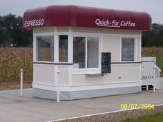 How to Open a Coffee drive-thru, espresso drive-thrus, coffee stands