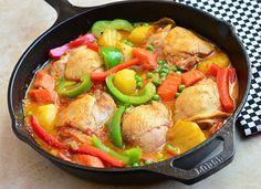 Chicken afritada pinoychow filipino food recipe chicken chicken afritada pinoychow filipino food recipe chicken afritada pinterest filipino food filipino and food forumfinder Gallery