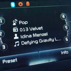 #songoftheday #defyinggravity #idinamenzel