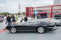 Photo from our cruise-in at Petersen Automotive Museum on Sunday, March 27, 2017 #classiccars #Maserati