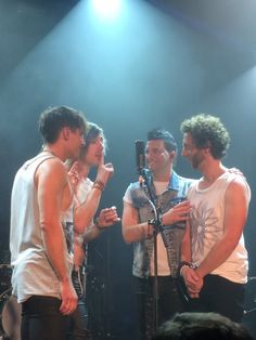 Matt Webb, Josh Ramsay, Mike Ayley, Ian Casselman. ❣