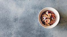 Acai smoothie bowl with crunchy granola   Smoothie recipes   SBS Food