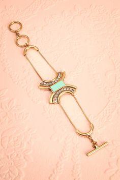 Bigaradier - Golden Egyptian-inspired bracelet
