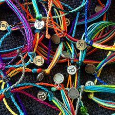New Pura Vida colors are here! Purchase Pura Vida for The Senase Project on our website.   https://www.thesenaseproject.org/pura-vida-bracelets/