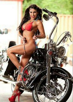 Latina biker bitches sex agree with