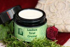 Maienfelser Naturkosmetik - Lady´s First Cream - besonders edle Feuchtigkeitscreme mit Arganöl, Avellanaöl, GRANATAPFELKERNÖL, Perillaöl, SACHA INCHI-ÖL Avocadoöl - die Aloe Lotion mag ich einfach zuuu gern