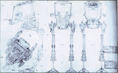 Star-Wars-All-Terrain-Scout-Transport-Blueprint.gif (1180×729)