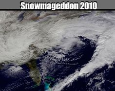 Snowmageddon 2010; historic winter storm impacts (February 5-6)