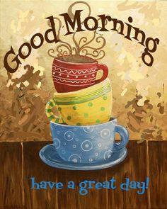 un Buongiorno Positivo per te Il sole sta già scaldando questo bellissimo giorno e io vorrei tanto che tu scaldassi me questa mattina. 🙂 Buongiorno mon amour  Una giornata ideale dovrebbe iniziare con uno sbadiglio carino sul tuo viso, una tazza di caffè e un sms da me sul tuo cellulare?! buongiornooooo!  La...