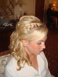 hair style- Alaina?