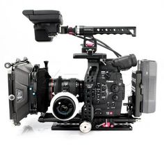 TiLTA ES-T06 15mm/19mm Rail Support RIG For CANON C300/C500
