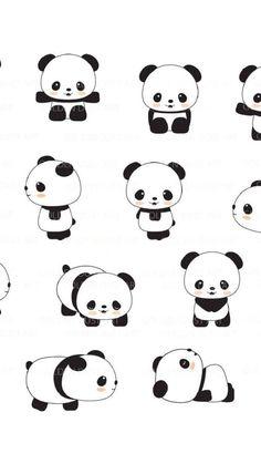 Vamos de wallpapers fofos para celular? Eu trouxe cinquenta, estão separados por categorias: animais, bicicleta, comidinhas, estudos e viagem. Acesse e salve o seu! #wallpaper #tumblr Cute Panda Wallpaper, Cartoon Wallpaper Iphone, Bear Wallpaper, Cute Wallpaper Backgrounds, Animal Wallpaper, Panda Kawaii, Niedlicher Panda, Panda Art, Panda Love
