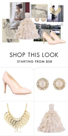 """""""tenderness"""" by explorer-14625564871 ❤ liked on Polyvore featuring Nine West and Kate Spade"""
