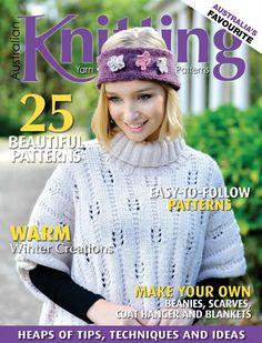 Australian Knitting Volume 8 №2 2016 - 轻描淡写 - 轻描淡写