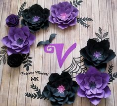 31 Best Ideas For Flowers Birthday Decorations Etsy Halloween Birthday, 4th Birthday Parties, Birthday Party Decorations, 2nd Birthday, Birthday Ideas, Flower Birthday, Birthday Recipes, Birthday Nails, Nightmare Before Christmas Babyshower