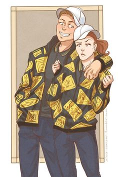 Image result for eggsy and roxy bffs
