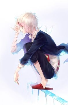 Find images and videos about anime, manga and tokyo ghoul on We Heart It - the app to get lost in what you love. Juuzou Tokyo Ghoul, Ken Tokyo Ghoul, Juuzou Suzuya, Kaneki, Anime W, Anime Guys, Anime Nerd, Anime Lindo, Fan Art