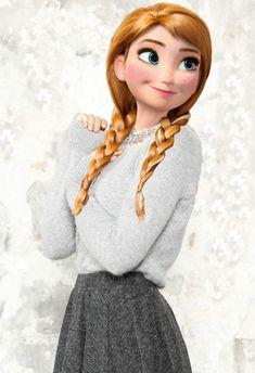 Disney Princess Outfits, Disney Princess Drawings, Disney Princess Pictures, Princess Cartoon, Disney Girls, Disney Drawings, Disney Princesses, Princesa Disney Frozen, Disney Princess Frozen