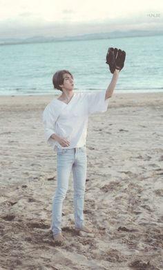 SCAN #Sehun #EXO Dear Happiness #Photobook
