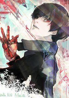 Kaneki | Tokyo Ghoul:re