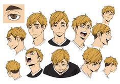 Haikyuu Manga, Haikyuu Fanart, Anime Manga, Anime Guys, Anime Art, Haikyuu Season 4, Pelo Anime, Miya Atsumu, Haikyuu Wallpaper