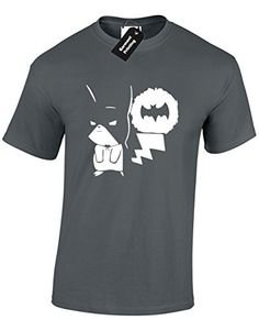 nice       £8.99  Designs by GP - Pikachu Batman Pokemon Inspired Gift For Men & Teenagers T-Shirts TopsAll our mens t-Shirts are brand new, roun...  Check more at http://fisheyepix.co.uk/shop/pikachu-batman-pokemon-inspired-gift-for-men-teenagers-t-shirts-tops-charcoalmedium/