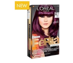 Féria P48 Booster Purple Power Cute color for some fun and vibrant highlights