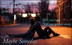 Maybe Someday By Colleen Hoover Win My Heart, Good Heart, We Heart It, Zac Brown Band, Colleen Hoover, Maybe Someday, My Prince Charming, Dear Future Husband, Just Girly Things