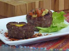 Aperitivo de Carne Moída | Carnes > Receitas com Carne Moída | Mais Você - Receitas Gshow