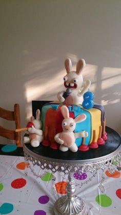 Rabbids birthday