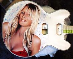 Alan Gomes: Guitarra favorita de Joe Perry Guitarrista do Aerosmith