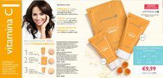 A sua pele precisa de vida? Dê-lhe Vitamina C! Conjunto composto por Limpeza refrescante, máscara facial e gel-creme revitalizante.