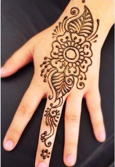 ✨~Minnah~✨ ✨~Minnah~✨,henna ✨~Minnah~✨ Related posts: - Henna designs Simple Henna Designs That Are Easy to Draw - Henna designs handFashion and Lifestyle - Henna designs Most Popular Mehndi. Henna Flower Designs, Henna Tattoo Designs Simple, Mehndi Designs Finger, Latest Henna Designs, Henna Art Designs, Mehndi Designs For Beginners, Mehndi Designs For Fingers, Flower Henna, Henna Designs For Kids